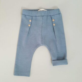 weasel wardrobe pants buttons cloudy blue