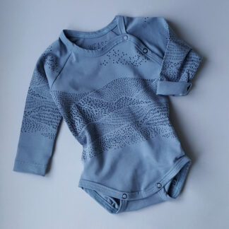 weasel wardrobe body onesie cloudy blue horizon